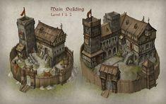 Tribal Wars 2 - средневековая онлайн-стратегия