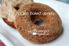 Paleo Baked Donuts