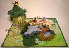 Fairy play mat