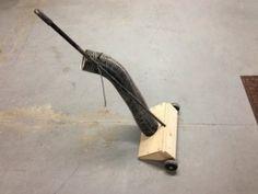 Magnetic Vacuum Floor Sweeper