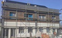 Apartamenty Bukowo podczas budowy. #deweloperszczecin, #nowemieszkanienasprzedaz, #mieszkanienasprzedaz, #mieszkaniebezposrednikowszczecin