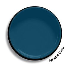 Resene Guru is a Persian inspired turquoise blue. View on Resene Multi-finish palette View this and of other colours in Resene's online colour Swatch library Brown Paint Colors, Bold Colors, Paint Colours, Summer House Paint, Mr Collins, Resene Colours, Home Reno, Fashion Colours, Color Combos