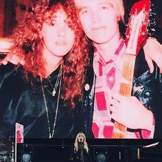 Stevie & Tom