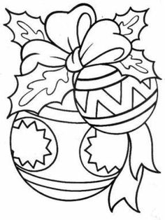 Christmas Ornament coloring page free coloring pages from Crayola