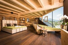 Steinberg Kino Cafe Restaurant, Private Sauna, Das Hotel, Rustic, Wood, Outdoor Decor, Furniture, Home Decor, Honeymoons