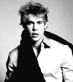 Chord Overstreet - this man. oh dear god, this man.