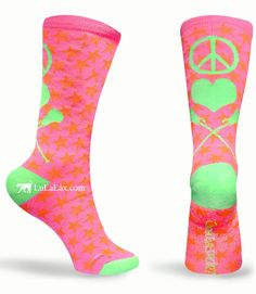 Peace, Love and Lax!
