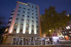25hours Hotel The Goldman, Frankfurt, Germany --  With a stay at 25hours Hotel The Goldman in Frankfurt (Old Town), you'll be minutes from Dialog Museum and close to Frankfurt Cathedral. This 4-star hotel is within close proximity of Frankfurt Zoological Garden and Konstablerwache.  http://www.lowestroomrates.com/Frankfurt/25hours-Hotel-The-Goldman.html?m=p   #25hoursHotel #TheGoldman #FrankfurtHotels