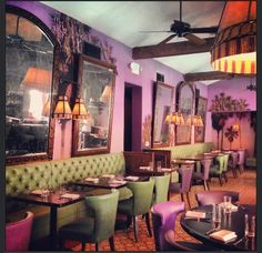 The Purple Palm (Palm Springs restaurant)