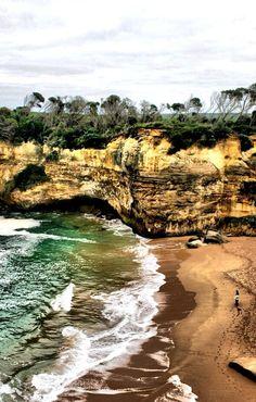 Thunder Cove, Great Ocean Road   Australia (by jess1fer)