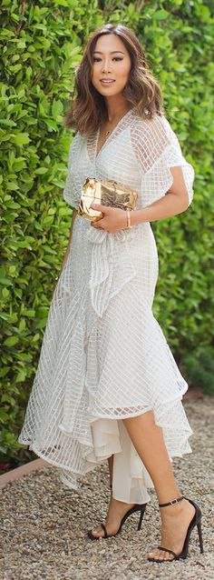 Oscars 2015 Maxi Dress by Song Of style