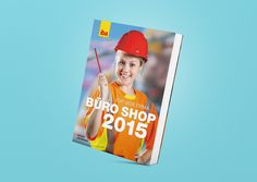 Katalog Konzept 2015 für die iba AG, Büromaterial
