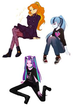 The Dazzlings <3