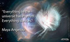 L'Universo Danzante – Dancing Universe #quotes