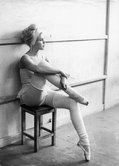 Bardot. Smoke now. Ballet next.