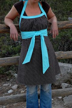 Emmeline reversible apron at Sew Liberated.  Pattern for sale.