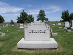 Mount Hope Cemetery  Hiawatha, Kansas  WELCOME?