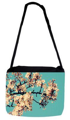 Rosie Parker Inc. TM Medium Sized Messenger Bag 11.75  x 15.5  and 5 e83d159730783