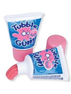 Chewing-gum : Tubble Gum Was amazing! 1980s Childhood, My Childhood Memories, Chewing Gum, Bonbons Vintage, 90s Candy, Old School Candy, 90s Toys, 90s Cartoons, 80s Kids