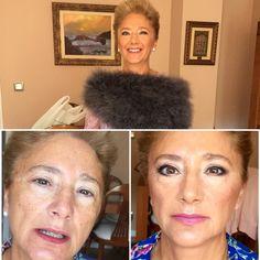 Maquillaje piel madura-HD Vanessa merlo
