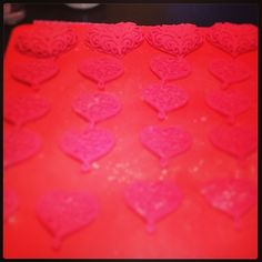 Love is.... <3 Ice Tray, Silicone Molds