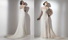 Elie By Elie Saab 2012 Bridal Collection @Cat Crocetto these are my dream dresses as I am OBSESSED with Elie Saab.