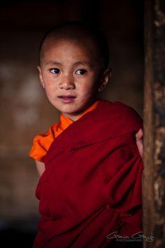 Namkhe Nyingpo Goemba, Jakar, Bhutan
