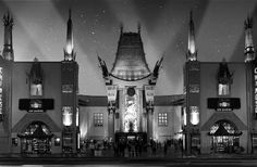 Chinese Theatre on Hollywood Blvd. as it stands today.