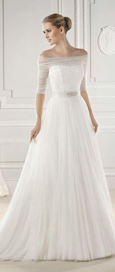 La Sposa Barcelona 2015 Bridal Collections 6568125b6a4f