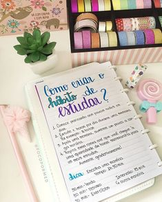 Image about fashion in outfits🔥🌹 by Bella Sabil School Motivation, Study Motivation, Study Techniques, Study Organization, Bullet Journal School, School Study Tips, Study Planner, School Notebooks, Lettering Tutorial