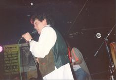 Nazareth Edinburgh,1992.
