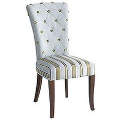 Looking for a cool blue chair..this one is is the running!