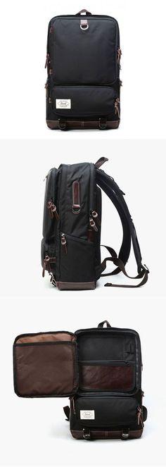 Noart Sweed Define PG backpack - laptop pocket, useful organizing storages, padded shoulder strap and back support. #backpack #rucksack