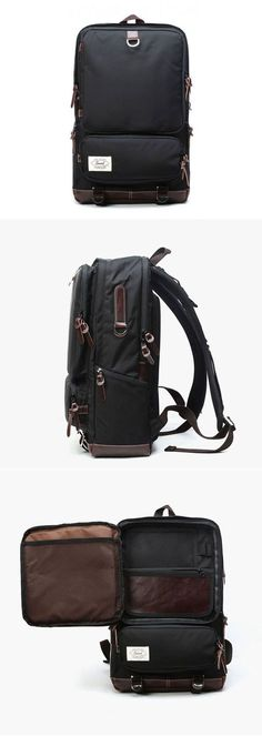 Noart Sweed Define PG backpack - laptop pocket, useful organizing storages, padded shoulder strap and back support. #backpack #rucksack