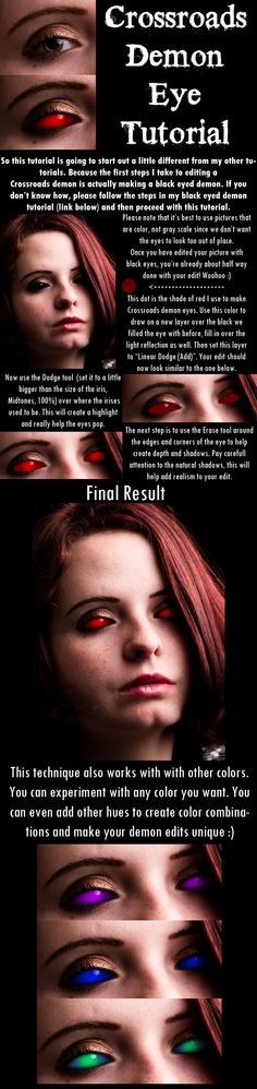 Crossroads Demon Tutorial by JoeleneyBeaney on DeviantArt
