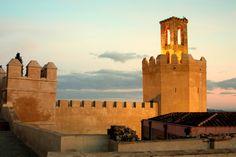 The Towers of the Alcazaba, Badajoz