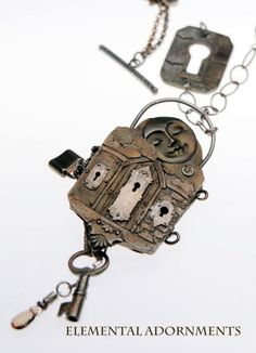 Journey and Destinations- Christi Anderson necklace