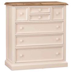 Mansfield 7 Drawer Chest - Chest of Drawers - Bedroom
