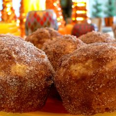 Sweet Potato Muffins