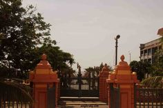 Domus Dei overlooking Bay of Bengal