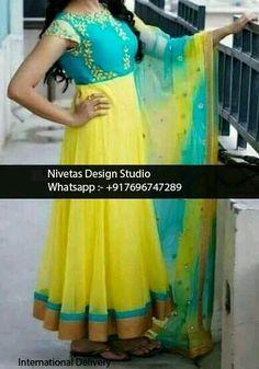 Anarkali - whatsapp International Delivery visit us at… Anarkali Frock, Red Lehenga, Party Wear Lehenga, Eid Outfits, Bollywood Outfits, Bollywood Fashion, Indian Bridal Lehenga, Indian Bridal Outfits, Desi Bride