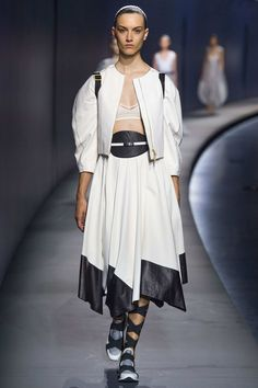 This Skirt! Vionnet S/S15 #ss15 #pfw