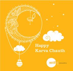 Happy Karva Chauth! #moon #star #women #fasting #husbands #puja #karva #diyas #graphicdesign #Seriff Karwa Chauth Wallpaper, Happy Dusshera, Happy Karwa Chauth, Email Template Design, Diwali Wishes, Web Design Agency, Indian Festivals, Creative Posters, Pencil Art Drawings