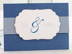 Sophisticated Wedding Gift Card Holder by @Sarah Jay
