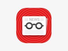 Newspaper app for iPad