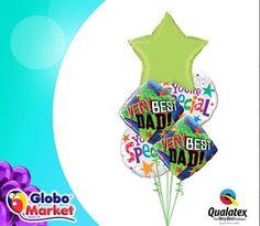 """En #GloboMarket tenemos un detalle ideal para expresar cada emoción """"Feliz Día del Padre"""" #EnglobaTusEmociones"""