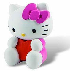 Figurine Hello Kitty Valentine