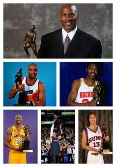 The 1984 & 1996 NBA draft produced the most MVPs: Jordan, Barkley, Olajuwon, Bryant, Iverson & Nash.