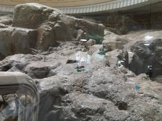 safa-marwa hills, where Siti Hajar, Prophet Ismail's mother found a spring of…