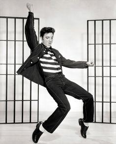 Elvis Presley - Jailhouse Rock (1957)